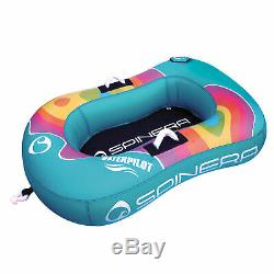 Spinera Waterpilot 1p Tractable 1 Personen Tube, Reifen, Ringo, Schleppring
