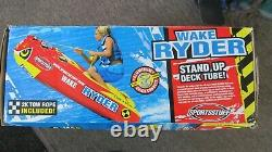 Sports Stuff Tube D'eau Remorquable Wake Ryder Deck Tube