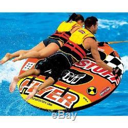 Sportsstuff Stunt Flyer Tractable Eau Tube 1 2 Cavalier 53-1651