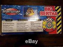 Tube Big Bertha 1-4 Rider Eau / Tubes Remorquable 4 Personnes 53-1329