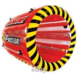 Tube D'eau Remorquable 53-1818 De Tube D'entraînement De Gyroscope De Sportsstuff