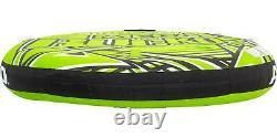 Tube De Remorquage 3 Personne Gonflable Bateau Eau Sport Remorque Flottaison Bateau Course Tubing