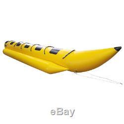Tube Lourd Résistant Gonflable Remorquable De Traîneau De L'eau 6 De Bateau De Banane