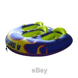 Tuyau D'eau Gonflable De Tube De Flamingv Pour Bateau, Jet Ski, Tube De Ski, Tuyauterie