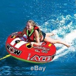 World Of Sports Nautiques Remorquable Eau Lac Tube Bateau Pull Toy Livraison Gratuite Rapide