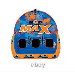 Wow Max 1, 2 Ou 3 Personnes Gonflable Tube Bateau Eau Expédition Rapide