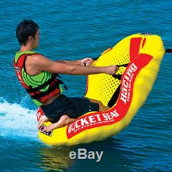 Wow Sport Seau Siège 1 Personne Tractable Eau Et Tube Lounge Chair (14-1090)