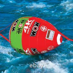 Wow Sports Tow Bobber Pour Être Connecté Aux Tubes D'eau Remorqués (15-3000)